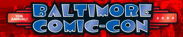 Baltimore Comic Con 2009