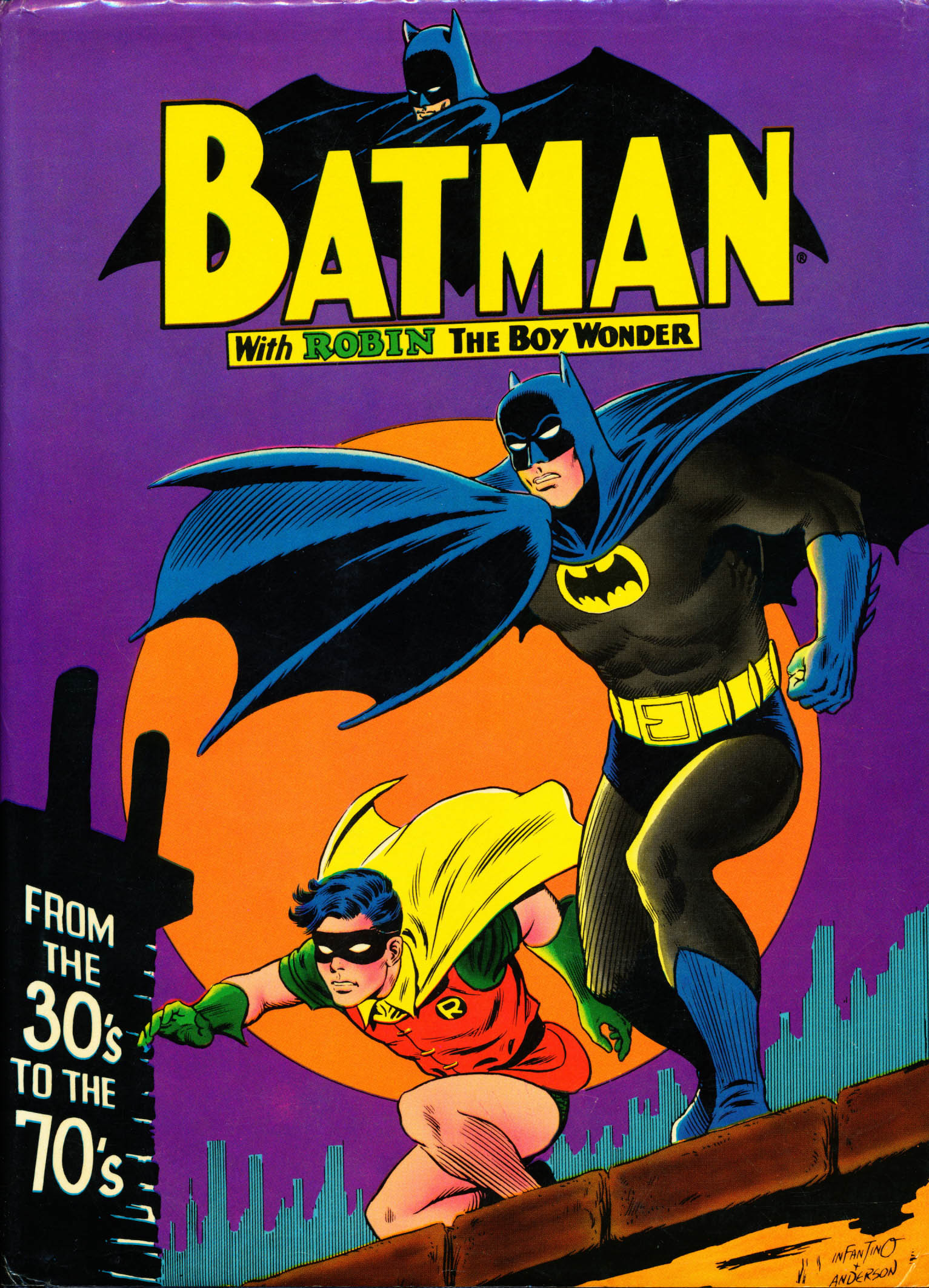 Comic Book Cover Pictures : My favorite golden age reprint book the of