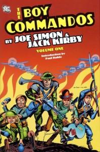 The Boy Commandos Archives Volume 1