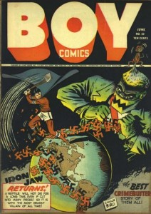 Boy Comics #10 (June 1943)