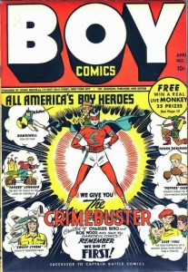 Boy Comics #3 (April 1942)