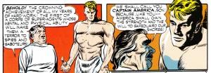 Captain America is Born!