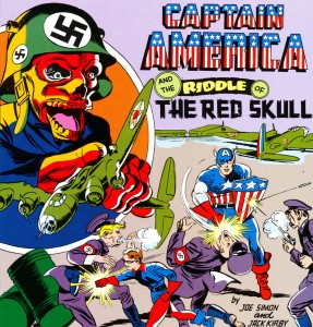 First Appearance of The Red Skull