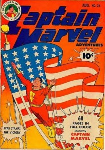 Captain Marvel Adventures #26 (August, 1943)