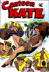 Canteen Kate #1 (1952)