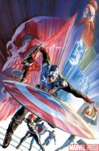 Captain America #600 (August 2009)