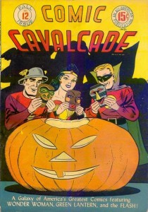 Comic Cavalcade #12 (Fall 1945)