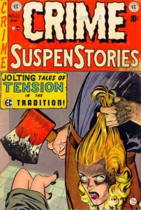 Crime SuspenStories #22 (EC Comics 1954)