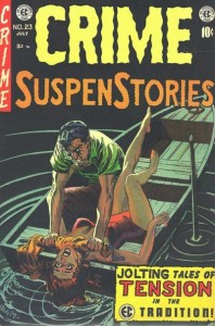 Crime SuspenStories #23 (EC Comics 1954)