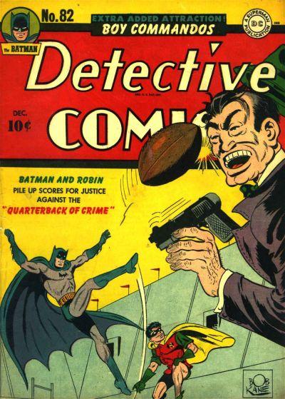 Detective Comics #82 (December 1943)