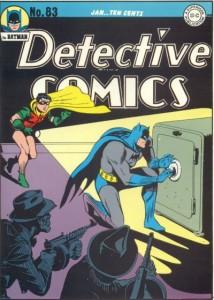 Detective Comics #83 (January 1944)