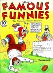 Famous Funnies #64 (November 1940)