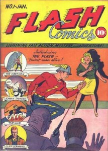 Flash Comics #1 (January 1940)