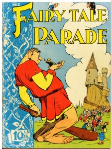 Fairy Tale Parade #1 (June-July 1942)