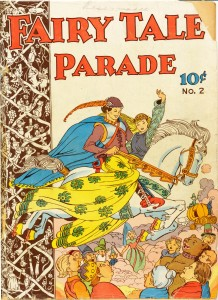 Fairy Tale Parade #2 (August-September 1942)