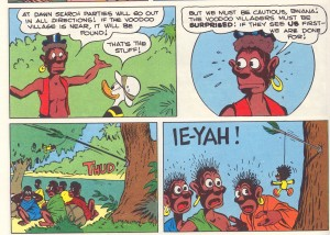 "Reprint from Gladstone Comic Album Series #16 (1989) - ""Voodoo Hoodoo"""