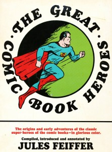 The Great Comic Book Heroes (1965)