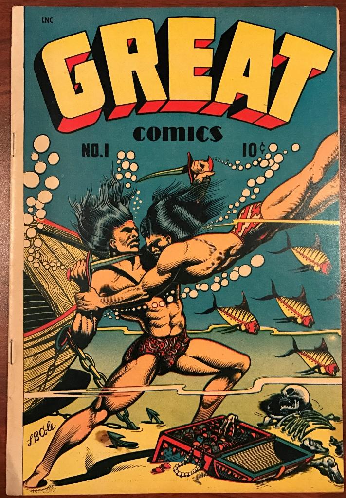 Great Comics 1