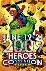 Heroes Con 2009