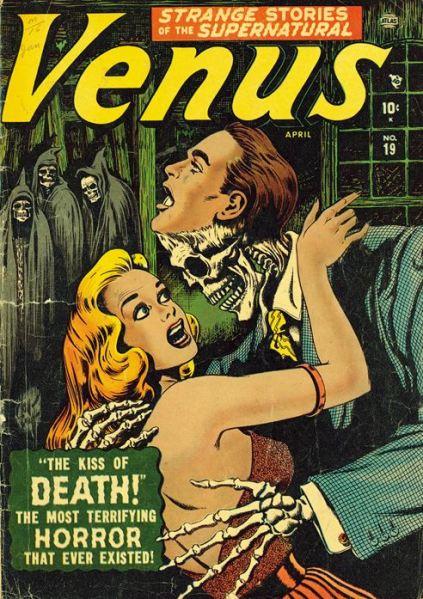 comic Sexy books 50s
