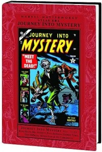 Marvel Masterworks Atlas Era Journey Into Mystery, V. 2 (2009)