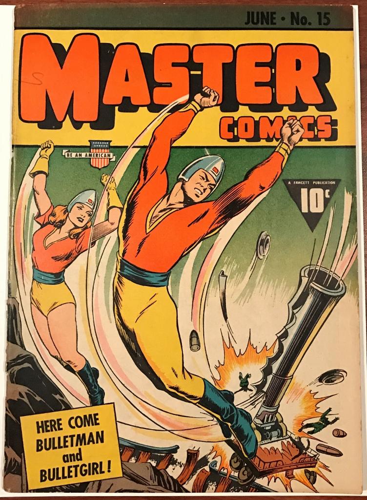 Master Comics #15