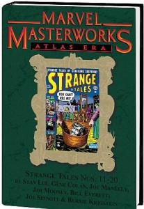 Marvel Masterworks Atlas Era Strange Tales Vol. 2 (2009)