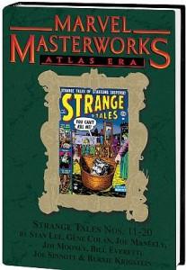 Marvel Masterworks Atlas Era Strange Tales Vol. 2 (2009)