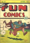 More Fun Comics #25 (October 1937)