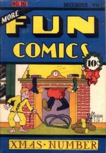 More Fun Comic #16 (December 1936)