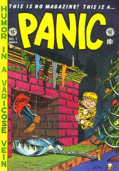 Panic #1 (February-March 1954)