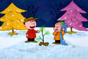 "From ""A Charlie Brown Christmas"""