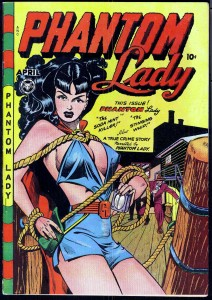 Phantom Lady #17