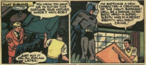 """The True Story of Batman & Robin"", Page 3 (Real Fact Comics #5)"