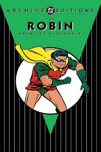 Robin Archives, Volume 2