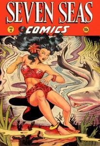 Seven Seas Comics #4