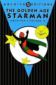 Golden Age Starman Archives Volume 2