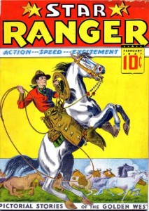 Star Ranger #1 (February 1937)