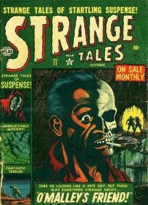 Strange Tales #11 (October 1952)