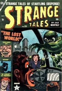Strange Tales #20 (July 1953)