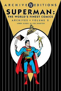 Superman in World's Finest Archives Volume 2