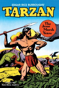 Tarzan - The Jesse Marsh Years, Volume 2