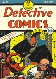 Detective Comics #29 (July 1939)