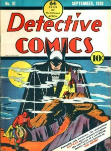 Detective Comics #31 (September 1939)