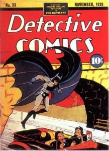 Detective Comics #33 (November 1939)