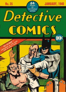 Detective Comics #35 (January 1940)