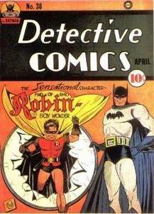 Detective Comics #38 (April 1940)