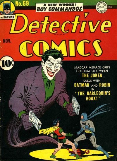 Detective Comics #69