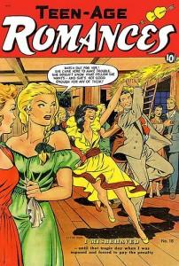 Teen-Age Romances #18