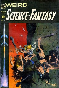 Weird Science-Fantasy #29 (EC Comics)